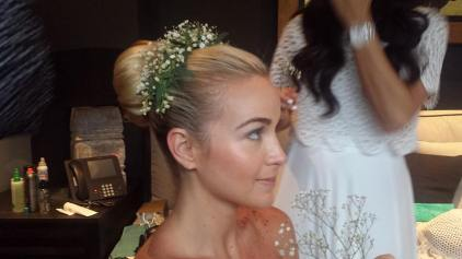 barbie's hair