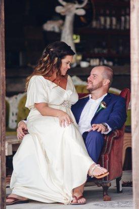 Rachel + Neil Elopement Wedding Ceremony, Casa Malca, Tulum, Riviera Maya, Quintana Roo, Mexico